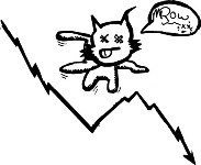 "Wzory strategii - wzor ""dead cat bounce"""